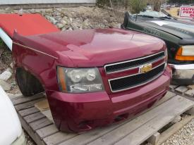 Salvage Chevrolet Suburban
