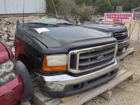 Salvage Ford F-250 Super Duty
